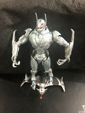 Marvel Legends Toybiz Legendary Riders Series Ultron Action Figure with Glider
