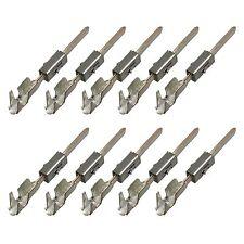2,50 System Rund Stift Kontakt Crimp 0,50mm²-1,00mm² BMW 1 376 191 1376191