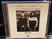 Murs - A Strange Journey into the Unimaginable CD SEALED tech n9ne prof music