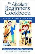 The Absolute Beginners Cookbook: or, How Long Do