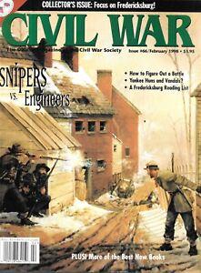 Civil War Society #66 Snipers New York Engineers Fredericksburg Rappahannock