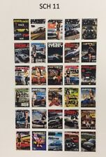 1/25,1/25 Model Car Magazine Media Detail,Import Tuners Mags,Diorama,(SCH11)