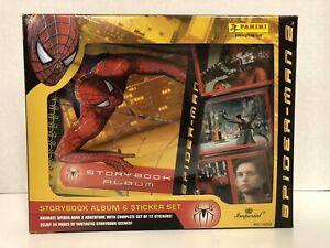 Imperial Panini Storybook Album & Sticker Set Animate Spider-Man 2 Adventure 72