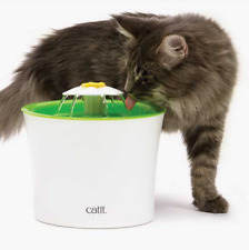 New listing Catit 2.0 Flower Cat or Small Dog Electric Automatic Water Drinking Fountain