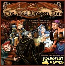 Slugfest Games: The Red Dragon Inn Board Game (New)