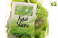 20oz Gourmet Style Bags of Exotic and Sweet Thai Kiwi Slices [1 1/4 lb.]