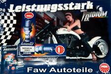 Pièces électriques et allumage NGK pour motocyclette Husqvarna