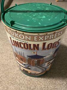2009 The Original Lincoln Logs Yukon Express #00888 – 225 Pieces