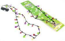 Feliz Navidad Luces de Hadas Collar con 6 Luces Intermitentes