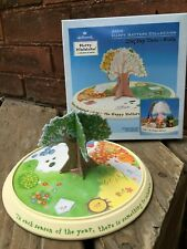 New ListingHallmark Merry Miniatures – 2000 Happy Hatters Collection Display Base