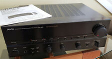 Denon PMA-1080R 105 wpc Class A Integrated Amplifier ~ Vintage 1992 Classic!