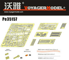 PE35157, PE PARTS FOR Pz.KPfw. III Ausf J (For DRAGON 6394) , VOYAGERMODEL 1/35