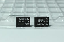 10pcs NOKIA 512MB microSD for MP3 PDA phone storage micro SD TF memory card