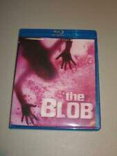 THE BLOB-TWILIGHT TIME SPECIAL EDITION BLU-RAY SIGNED BY CHUCK RUSSELL-NEW/OOP