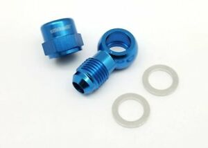AN-6 AN6 Banjo adaptor for Bosch 044 fuel pump outlet use stock check valve