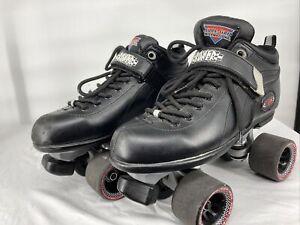 Sure Grip International Boxer Quad Speed Skates Men's Size 7 Black Roller Skate