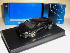 Lamborghini Gallardo LP560-4 schwarz in 1:43 von Autoart