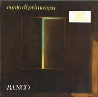 Banco - Canto Di Primavera - Limited Edition LP VINILE   Nuovo Sigillato