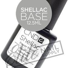 CND Shellac Base Coat 12.5ml - Large Size