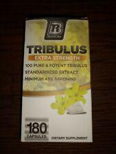 Sealed Bri Nutrition Tribulus Extra Strength 180 Caps Exp:12/2020