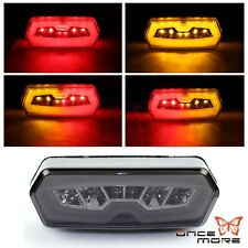 For 2014-2015 CB 650F CBR 650F Smoke LED Brake Taillight with Turn Signal Lamp
