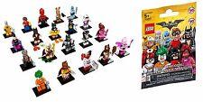 Lego 71017 Minifigures The Batman Movie Serie Complete x20