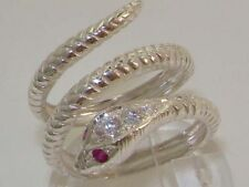 Wrap Ruby Fine Rings