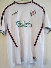 Liverpool 2003-2004 Away Football Shirt Size Large Mans 42-44
