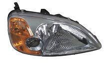 for 2001 2002 2003 Honda Civic Coupe RH Right Passenger Headlamp Headlight 01 03