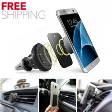 Magnetic Car Phone Mount Holder Universal Air Vent for Samsung Galaxy S7 S8
