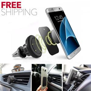 Car Magnet Cell Phone Air Vent Holder Mount Universal for iPhone Samsung Galaxy