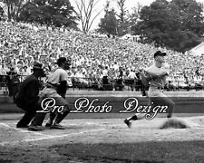 Mickey Mantle 1954 Cooperstown,New York Yankees 8x10 Photo Print Wall Decor (C27