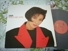 a941981 Sarah Chen  陳淑樺 Taiwan Rock Records English LP Hold Me Now