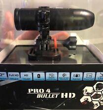 BulletHD PRO4 1080p Fire Fighter Camera Helmet Cam+FireCam BLACKJACK MOUNT+32GB
