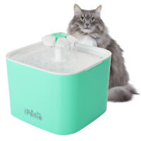 iPettie Neko NS Flower Electric Pet Cat Dog Water Drinking Fountain Dispenser