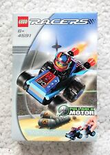 LEGO RACERS: STAR STRIKE (4591). PULL BACK MOTOR. RETIRED, 2002. BRAND NEW!