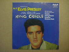 "ELVIS PRESLEY King Creole Vol. 2 RARE AUSSIE 7"" EP 1980 - 20163 - RCA TAN LABELS"