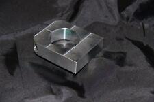 Eurohalsaufnahme ohne Gewinde 43 mm Spindelaufnahme Frässpindel Eurohals