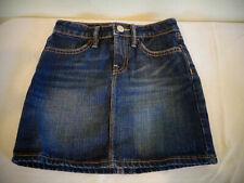 Gapkids Gap Blue Denim Jean Skirt Girl'S Size 7
