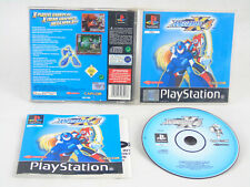 Mega Man X4 PS1 PlayStation 1 Complete PAL