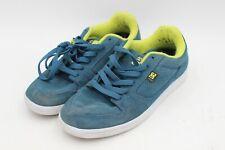 Mens DC Season FA12 FANDAU S Blue/White Size 9 Skate Shoe