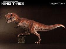 REBOR Dinosaur Collectables Tyrannosaurus Rex King T-Rex 1:35 Scale