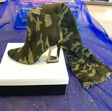 Nice  Camo Style Over The Knee ,Thigh High Boot Size 37