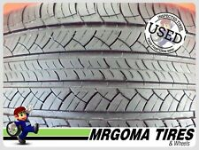 1 MICHELIN LATITUDE TOUR HP XL 275/45/20 USED TIRE 80% RMNG NO PATCH 2754520