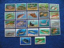 Korea Stamp Collection OG MNH VF ( 52 )