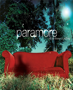 Paramore All We Know Is Falling (Silver Vinyl) VINYL LP (15TH OCT) PRESALE