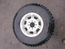 "Hummer H2 Alloy Wheel with Tyre 17"" inch rim LT 315/70R17 BFGoodrich 8 Stud"