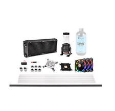 Thermaltake Pacific M240 D5 Hard Liquid Cooling Kit/Set, CL-W216-CU00SW-A