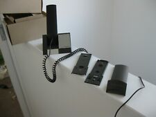 Corded phone Beocom 1401, table holder & wall mount, original boxes.