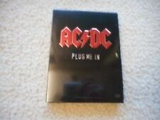 "AC/DC ""PLUG ME IN"" DVD 2007 BON SCOTT LIVES ON"